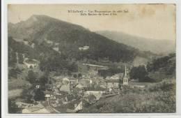 VILLEFORT (LOZERE - 48) - CPA - VUE PANORAMIQUE COTE SUD - Villefort