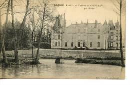 BAUGE - Chateau De Grésillon - Autres Communes