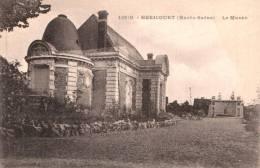 70 HERICOURT LE MUSEE PAS CIRCULEE - Otros Municipios