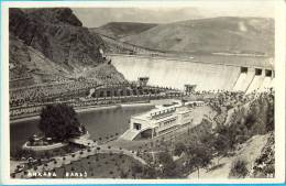 Turkey.  Dam. Ankara Baraj. 1940. - Turkey
