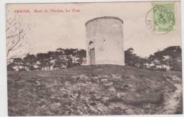CPA  ORROIR  Mont De L´Enclus  La Tour - Mont-de-l'Enclus