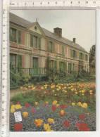PO5671B# FRANCIA - GIVERNY - MUSEO DI CLAUDE MONET - TULIPANI  No VG - Francia