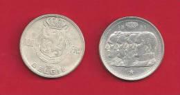 100 FR Argent ,types 4 Rois, Prince Charles  1951 FL - 1945-1951: Regency