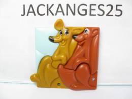 KINDER PUZZLE PLASTIC K98 N 10 1997 SANS OHNE WITHOUT BPZ - Puzzles