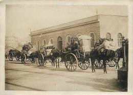 Photo-ref 124 -guerre Italo Turque -1911-embarquement De Materiel Destiné Aux Troupes Italiennes A Tripoli -libye - - War, Military