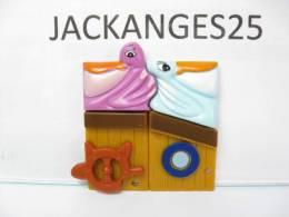 KINDER PUZZLE PLASTIC K98 N 15 1997 SANS OHNE WITHOUT BPZ - Puzzles