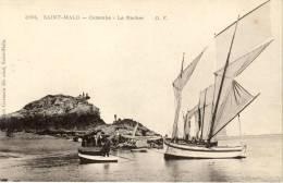 35 - Saint-Malo - Lot 3 CP - Bisquine Aux Régates, Bateau De Pêche, Cezembre (maquereautiers De St-Malo) - Malo_V27 - Saint Malo
