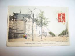 2jvb - CPA  N°1 - BOURG LA REINE - Avenue Victor Hugo Et Grande Rue -  [92]  Hauts De Seine - Bourg La Reine