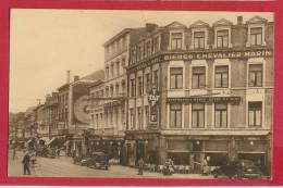 LIEGE   -  Hôtel Du Midi , Place Des Guillemins - Bières Chevalier Marin - Luik