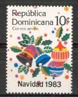 1983 Repubblica Dominicana Natale Christmas Noel Set MNH** Nat 116 - Repubblica Domenicana