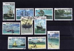 Cocos (Keeling) Islands - 1976 - Ships (Part Set) - Used - Cocos (Keeling) Islands
