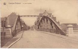 Comines Komen Le Pont Frontière De Brug Over De Leie Gezien Vanaf De Franse Kant  Richting België N106 - Comines-Warneton - Komen-Waasten