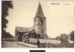 11718g EGLISE - Watermael - Watermaal-Bosvoorde - Watermael-Boitsfort