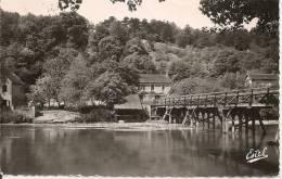 LOREY - Passerelle Aux Moulin De Merey - Breuilpont - Sonstige Gemeinden