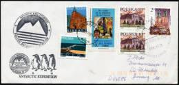 "ANTARCTIC, POLEN, Expedition 1981, ""HENRYK ARCTOWSKI"" - Unclassified"