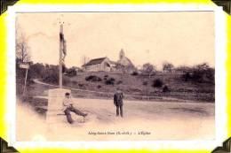 CP N°...    Levis Saint Nom  - Calvaire -  78  Yvelines - Chevreuse