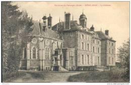 CPA Environs De Putanges - Mesnil-Jean - Le Chateau - 61 Orne Normandie - Sonstige Gemeinden