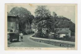 LA BLAQUIERE - Route Nationale - Le Village - Zonder Classificatie