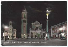 Castel San Pietro Terme - Piazza XX Settembre - Notturno - H269 - Bologna