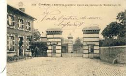 Gembloux - Entrée De La Ferme Et Maison Du Concierge De L'Institut Agricole-1919 ( Voir Verso ) - Gembloux
