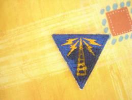 Insigne De Specialitée De  L U.S.AIR FORCES Radio - 1939-45