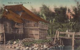 LEYTE - ORMOC - NATIVE HOME - Filippine