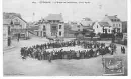 QUIBERON : La Ronde Des Sardinières Place Hoche - CPA 56 - Postée En 1909 - Quiberon
