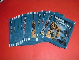 TRANS FORMERS 22 Bustine Chiuse Con Figurine Sticker Panini 20011 - Italienische Ausgabe