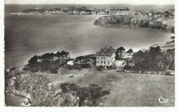 ST-PAIR-sur-MER : Le Château De La Crête, La Côté Et, à L'horizon, Granville - 1967 - Saint Pair Sur Mer