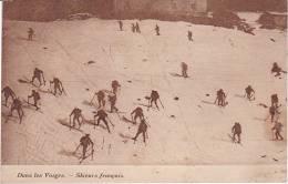 Vosges Skieurs Français N126 - Francia