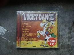 LUCKY LUKE  CD LUCKY DANSE  MORRIS - Lucky Luke