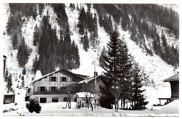 Cpsm 74 - Argentière - L´Alpette à L´Alpage - (9x14 Cm) - Chamonix Mont-Blanc - France