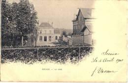 92 SCEAUX LA GARE 1902 - Sceaux