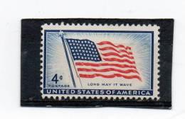 ETATS-UNIS   4 C    Année 1957   Y&T: 630   (neuf Sans Charnière) - Nuevos