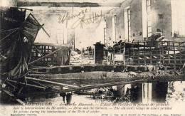 Arras - L'asile Des Vieillards Ou Perrirent 40 Personnes - Bombardement- Guerre 1914-15 - Arras