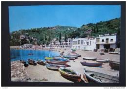 ^ TAORMINA MESSINA SPIAGGIA LIDO DI MAZZARO´  82 - Messina