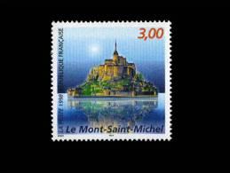 FRANCE 1998  -Mont Saint Michel Monastery- YT 3165 Mi 3305  MNH** Luxe - Klöster