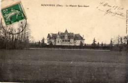 60 Gouvieux, Le Manoir Sans Souci - Gouvieux