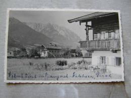 Austria  - Kranzach-Walchsee Weberhaus -RPPC - Ed.  Anton Karg Kuftein  PU 1937    D81416 - Österreich