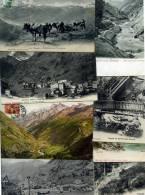 6245 - Lot De  Huit Cartes Cpa ZERMATT Et Environs, Vaches, Gorges - VS Valais