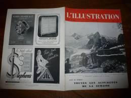 """N° 5198 Du  24 Octobre 1942 : Chez Les Papous ; L'arboriculture Française ; Paquebot """"Maréchal Pétain"""" En Construction - Zeitungen"""
