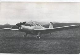 AVION MORANE 733 ALCYON - Photo 18 X 12 Cm - Aviation