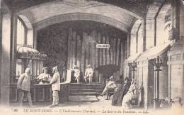 Dép. 63 - MONT DORE - L´Etablissement Thermal - La Source Du Panthéon - LL - N°29. - Le Mont Dore