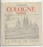 KÖLN  Am Rhein - COLOGNE (f6) - Kultur