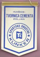 Pennant - SPORT CLUB KLINKER, ZOLJAN, Yugoslavia - Other Collections