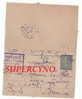 CARTE LETTRE ENTIER POSTAL PHARMACIE BERTAULT LA ROCHE SUR YON - Postcards