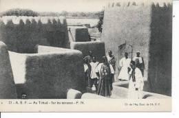 TCHAD - Sur les Terrasses