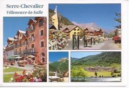 SERRE-CHEVALIER  Villeneuve-la-salle - Serre Chevalier
