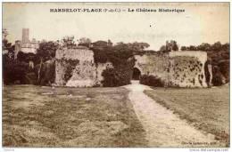 62 HARDELOT-PLAGE - Le Château Historique - Autres Communes