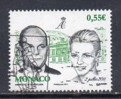 Monaco, Yv  Jaar 2011,  Gestempeld, Zie Scan - Monaco